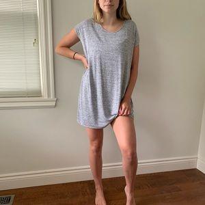 WILFRED FREE by Aritzia grey dress